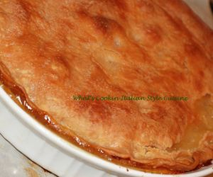 Fresh Pineapple Pie