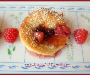Baked Individual Pancake Puffs