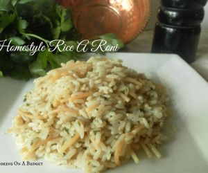 Homestyle Rice A Roni
