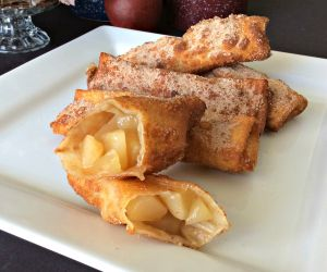 Easy Fried Apple Pies