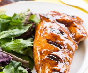Honey Balsamic Grilled Chicken