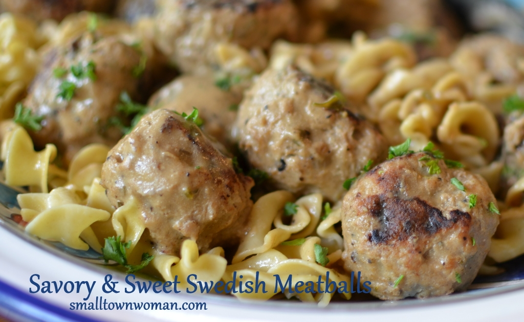 Made from a combination of beef and pork, this Swedish meatballs recipe from Martha Stewart will become one of your favorite dishes. Swedish meatballs are a Scandinavian favorite that go from appetizer to main in a flash (just add noodles), and the meatba.