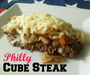 Philly Cube Steak