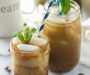 Almond Honey Toddy