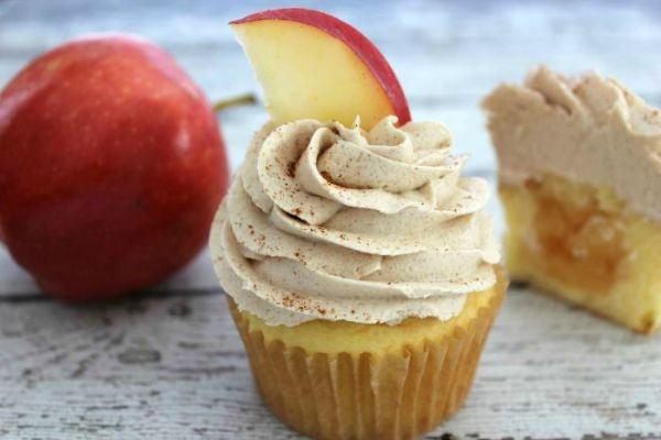 Apples Yellow Cake Mix Brown Sugar