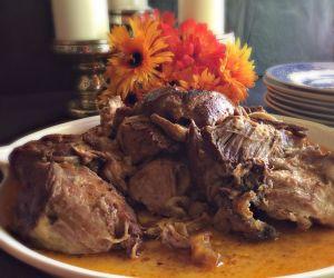 {Slow-Cooker} Pulled Pork