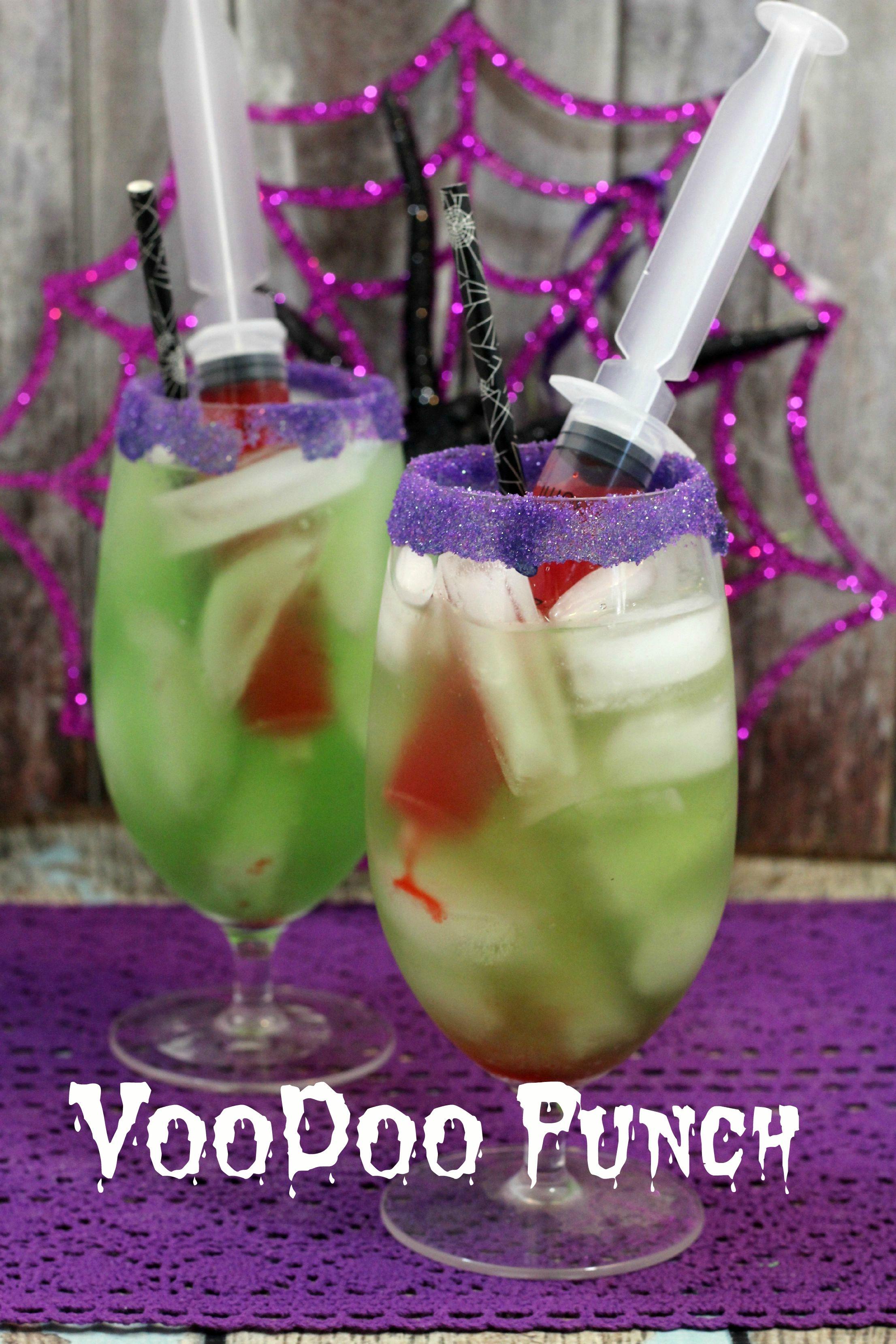 Voodoo Punch Drink Recipe