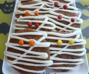 Mocha Mummy Cookies