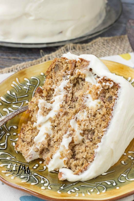 Banana Texas Sheet Cake Recipe