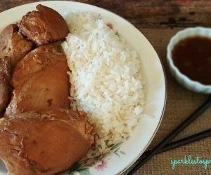 Asian Chicken Marinade