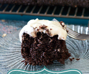 The World's Best Chocolate Cake Recipe