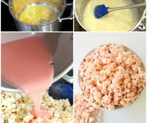 Pretty In Pink Popcorn