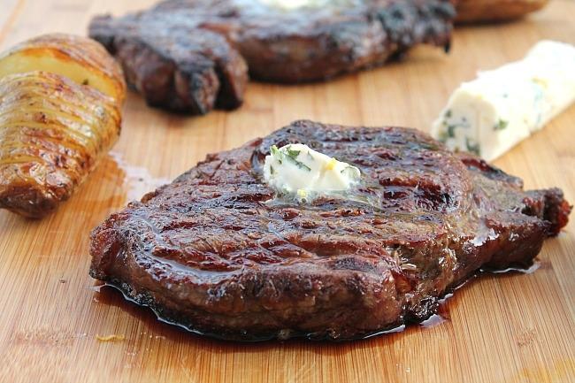My Best Rib Eye Steak Recipe