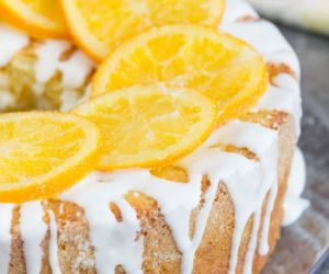 Old Fashioned Buttermilk Orange Juice Pound Cake