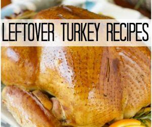 How to Enjoy Holiday Turkey Leftovers