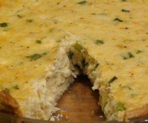 Crab Pie Casserole