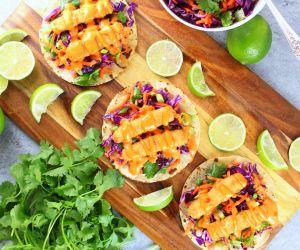Bang Bang Fish Tacos