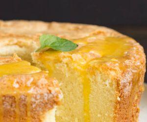 Orange Zest Pound Cake