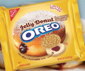 Oreo Launching Jelly Donut Oreo