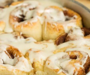 Biscuit Dough Cinnamon Rolls