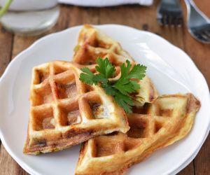 Waffle Frittatas