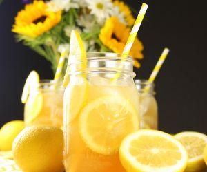 """Loaded Lemon Iced """"Tea"""""""
