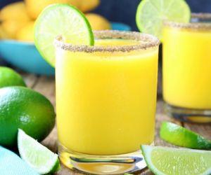 Smoky Mango Margarita