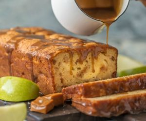 Caramel Cheesecake Bread