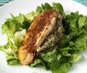 Keto Stuffed Chicken Breast Recipe