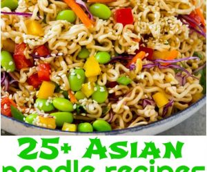 Asian Food Roundup