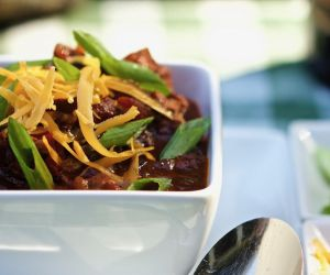 Grilled Steak Chili Recipe