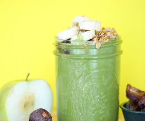 Easy Sweet Green Smoothie