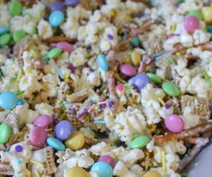 Bunny Bait White Chocolate Snack Mix