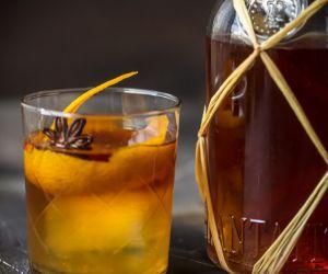Homemade Spiced Rum