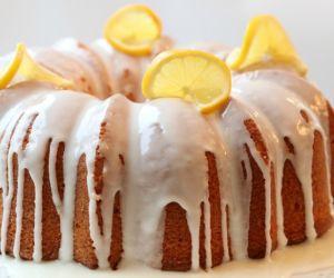 Lemon Buttermilk Pound Cake