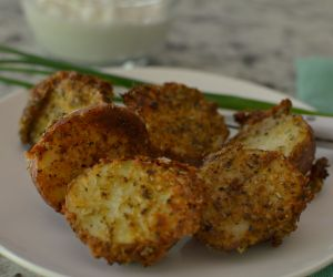 Parmesan Herb Potatoes