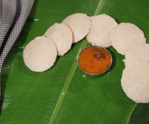 Red Rice Idli Recipe