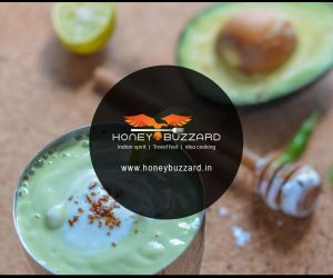 AVOCADO CHAACH – have a green good day!