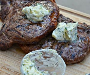 Simply Perfect Easy Steak Butter