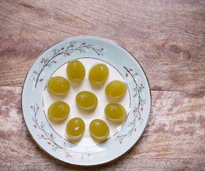 Keto Cucumber Lime Gummy Snacks Recipe