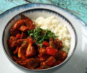 Keto Beef Goulash Recipe