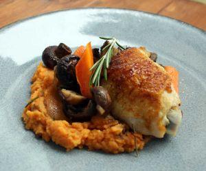 AIP Chicken and Mushroom Casserole Recipe