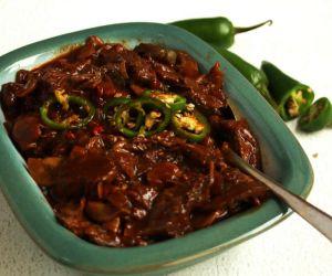 Keto Slow Cooker Brisket Chili Recipe