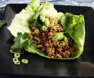 AIP Chicken Lettuce Wraps Recipe