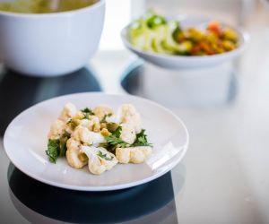Raw Italian Cauliflower Salad Recipe [Paleo, Keto, AIP]