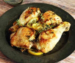 AIP Lemon Thyme Chicken Recipe