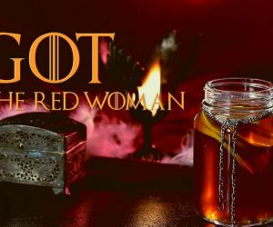 GOT's The Red Woman Cocktail – Red Wine Sangria