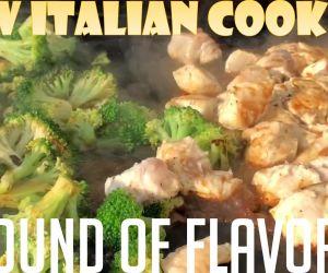 Chicken & Broccoli - Sound of Flavor