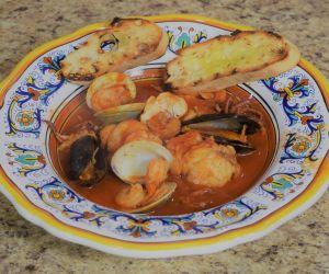 Cacciucco - POV Italian Cooking 100th Episode!