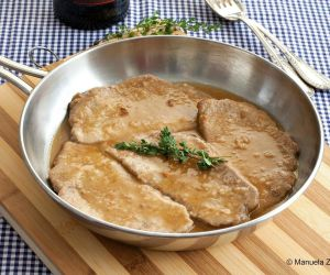 Quick & Easy Veal Marsala — Guest Post by Manu's Menu